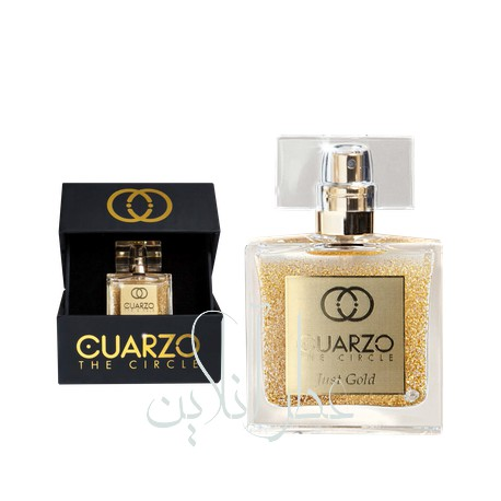 CUARZO JUST GOLD EDP 30ML UNISEX