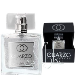 CUARZO JUST WHITE GOLD EDP 30ML UNISEX