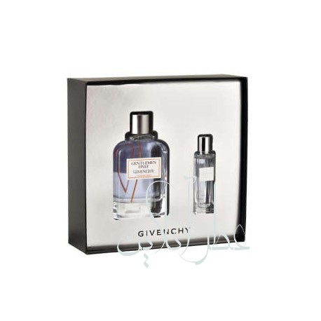 A COFF. SET GIVENCHY GENTLEMEN ONLY CASUAL CHIC EDT 100ML + 15ML MEN
