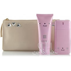 A COFF. SET GIVENCHY PLAY FOR HER EDP 50ML + BODY LOTION 100ML WOMEN