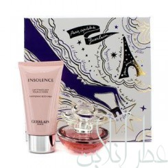 A COFF. SET GUERLAIN INSOLENCE EDT 100ML + SHIMMERING BODY MILK 75ML WOMEN