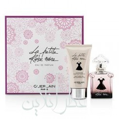 A COFF. SET GUERLAIN LA PETITE ROBE NOIRE EDT 50ML + BODY MILK 75ML WOMEN