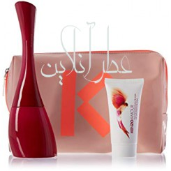 A COFF. SET KENZO AMOUR EDP 100ML + BODY LOTION 50ML + BAG WOMEN