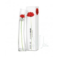 A COFF. SET KENZO FLOWER BY KENZO EDP 50ML + REFILLABLE 8ML WOMEN