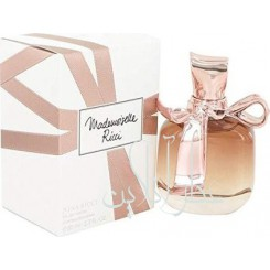 A COFF. SET NINA RICCI MADEMOISELLE RICCI EDP 50ML + MINIATURE 4ML WOMEN
