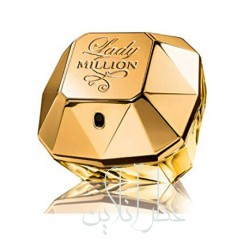 A COFF. SET PACO RABANNE LADY MILLION EDP 80ML + BODY LOTION 100ML WOMEN