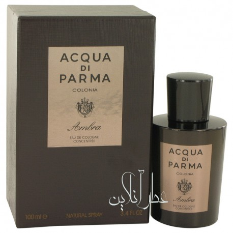 ACQUA DI PARMA COLONIA AMBRA EDC CONCENTREE 100ML MEN