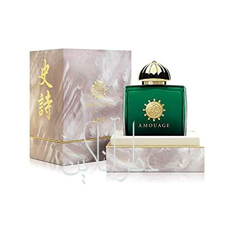 AMOUAGE EPIC EDP 100ML WOMEN