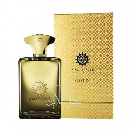 AMOUAGE GOLD EDP 100ML MEN