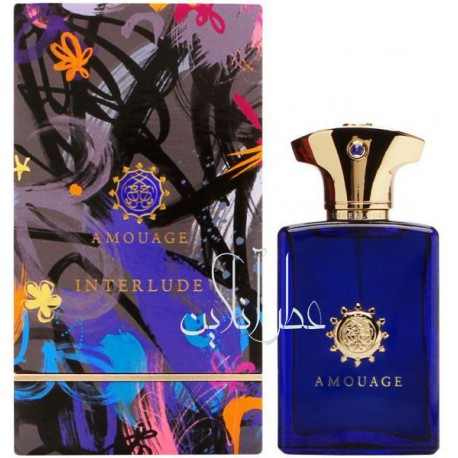 AMOUAGE INTERLUDE EDP 100ML MEN