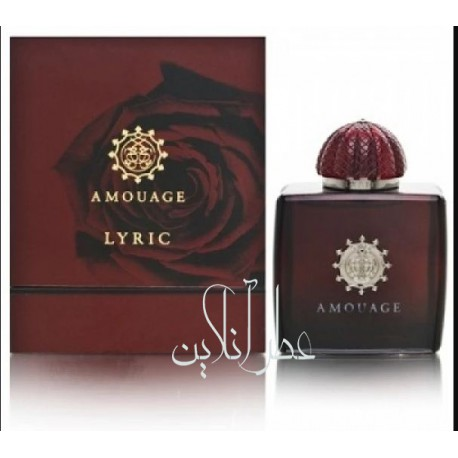 AMOUAGE LYRIC EDP 100ML WOMEN