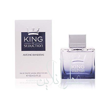 ANTONIO BANDERAS KING OF SEDUCTION EDT MEN