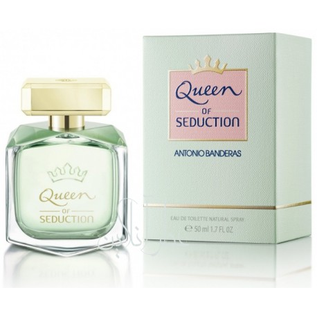 ANTONIO BANDERAS QUEEN OF SEDUCTION EDT WOMEN