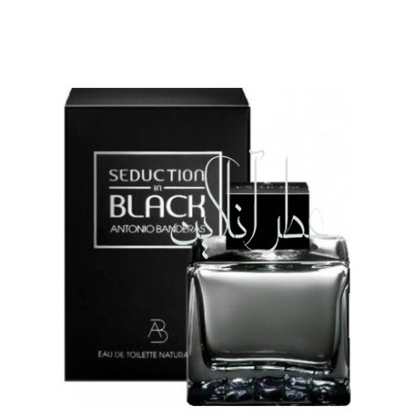 ANTONIO BANDERAS SEDUCTION IN BLACK EDT 100ML MEN