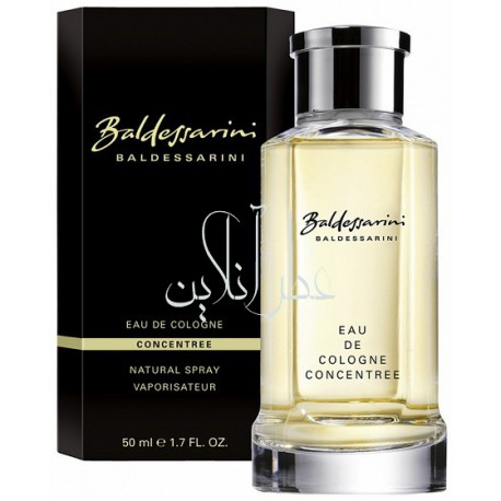 BALDESSARINI EAU DE COLOGNE CONCENTREE 75ML MEN