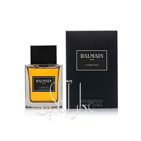 BALMAIN CARBONE EDT 100ML MEN