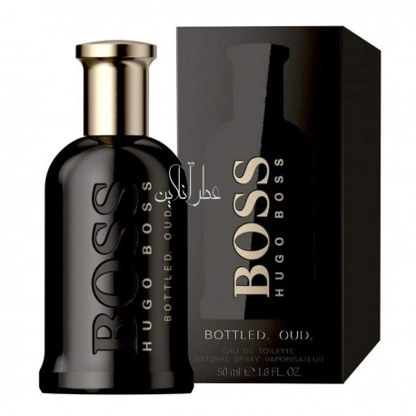 BOSS BOTTLED OUD EDP 100ML MEN