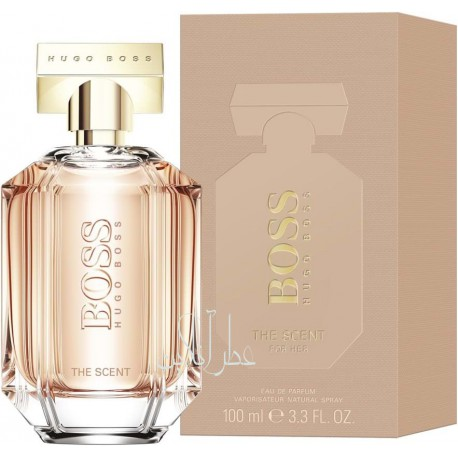 BOSS THE SCENT EDP WOMEN