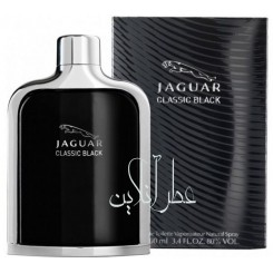JAGUAR CLASSIC BLACK EDT 100ML MEN