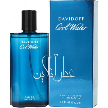 DAVIDOFF COOL WATER EDT 125ML MEN